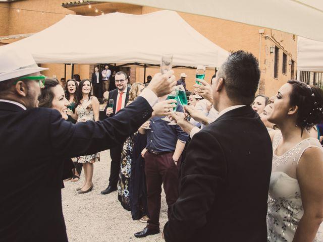 La boda de Txema y Cristina en Rubi, Barcelona 25