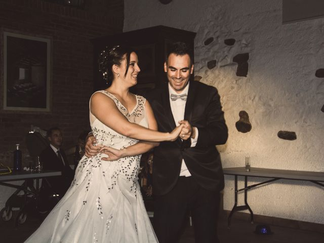La boda de Txema y Cristina en Rubi, Barcelona 28
