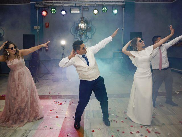 La boda de Jonathan y María en Sevilla, Sevilla 1