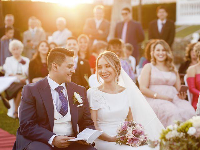 La boda de Jonathan y María en Sevilla, Sevilla 13