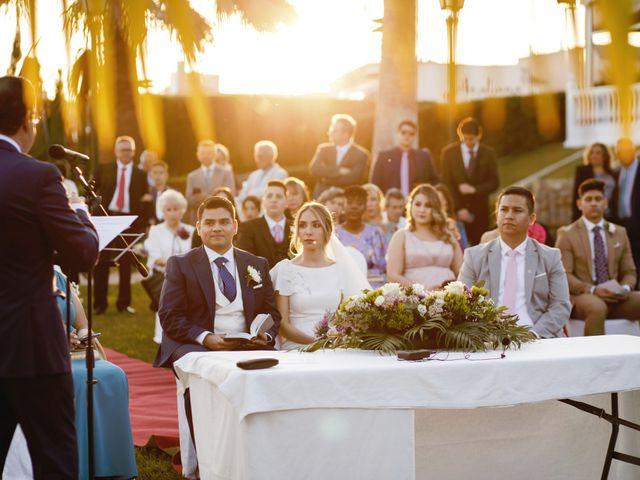 La boda de Jonathan y María en Sevilla, Sevilla 19