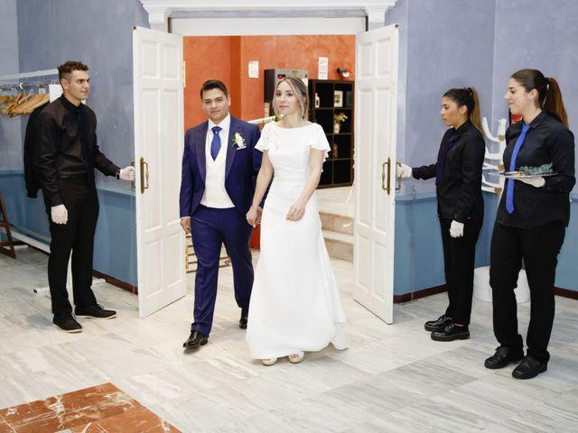 La boda de Jonathan y María en Sevilla, Sevilla 26