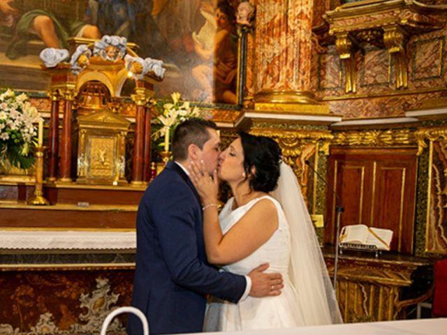 La boda de Miguel y Noelia en San Ildefonso O La Granja, Segovia 3