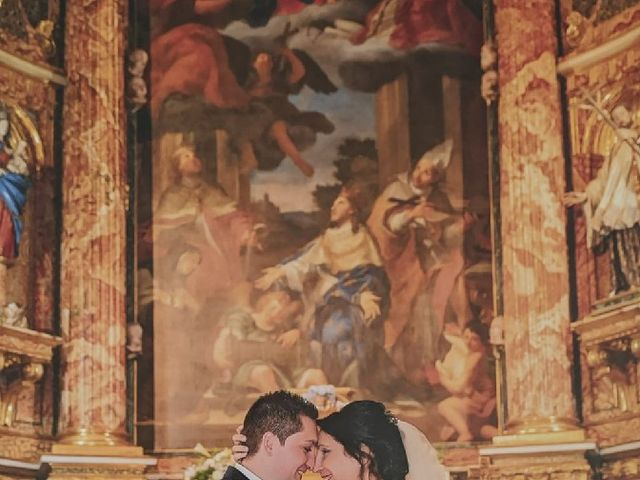 La boda de Miguel y Noelia en San Ildefonso O La Granja, Segovia 2