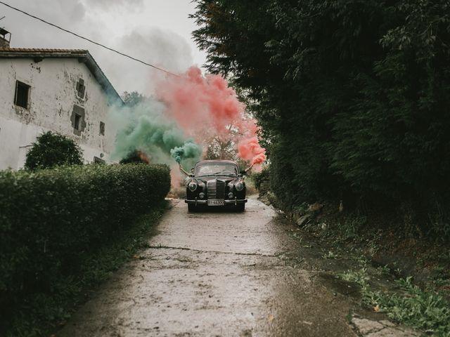 La boda de Pablo y Nerea en Zumarraga, Guipúzcoa 14