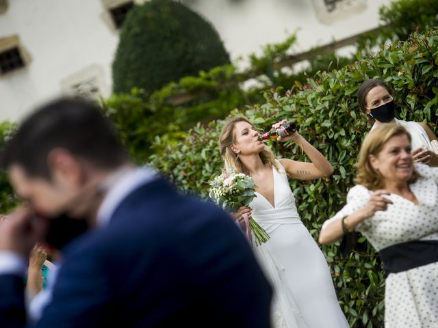 La boda de David y Cris en A Coruña, A Coruña 50