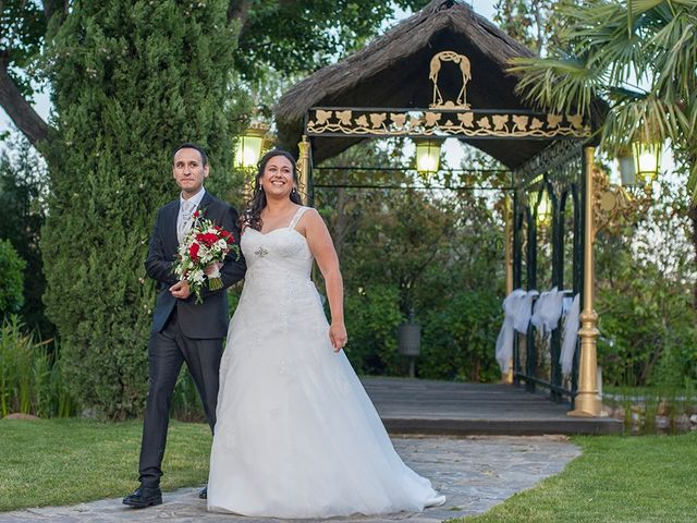 La boda de Eduardo y Belén en Galapagar, Madrid 5