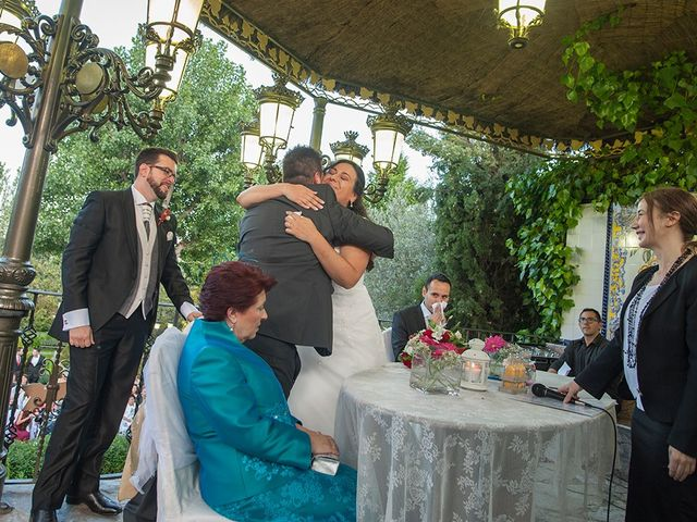 La boda de Eduardo y Belén en Galapagar, Madrid 7