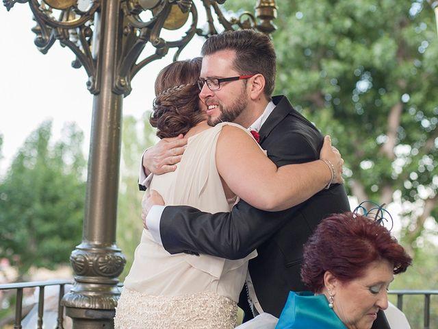 La boda de Eduardo y Belén en Galapagar, Madrid 8