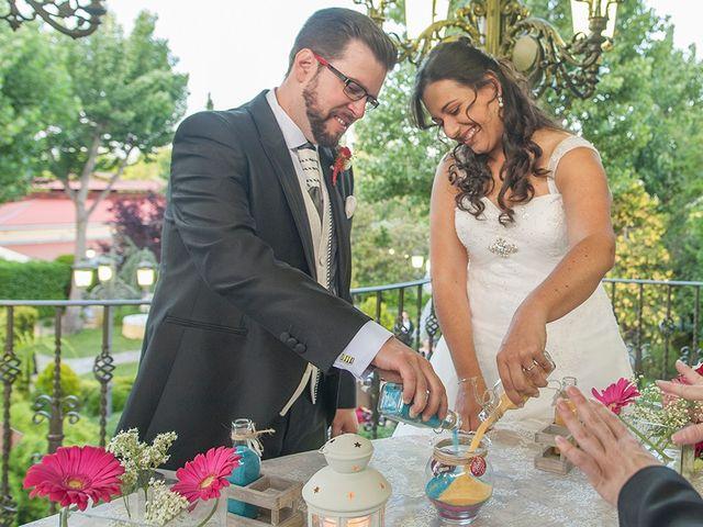 La boda de Eduardo y Belén en Galapagar, Madrid 9