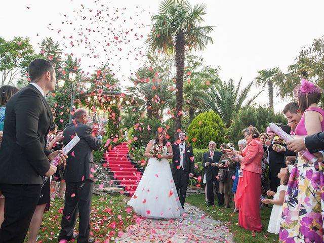 La boda de Eduardo y Belén en Galapagar, Madrid 11