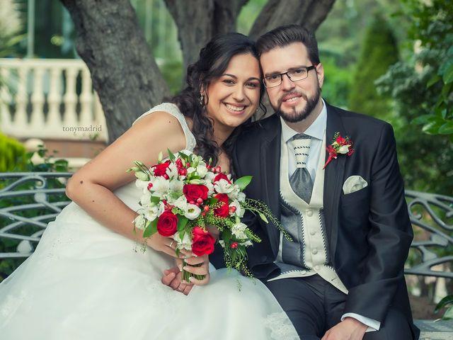 La boda de Eduardo y Belén en Galapagar, Madrid 12