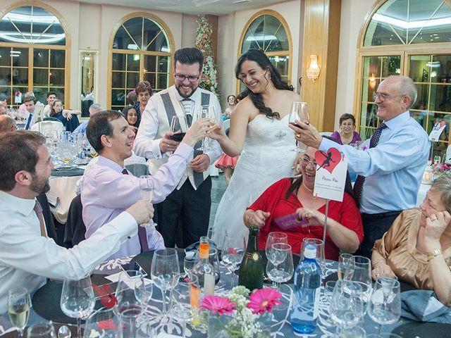 La boda de Eduardo y Belén en Galapagar, Madrid 16