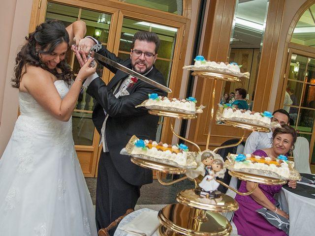 La boda de Eduardo y Belén en Galapagar, Madrid 17