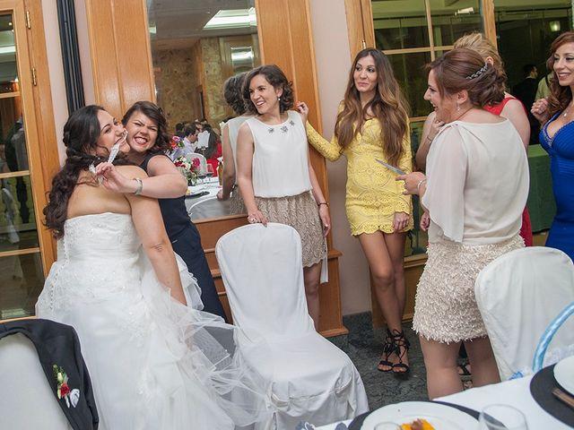 La boda de Eduardo y Belén en Galapagar, Madrid 18