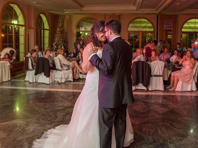 La boda de Eduardo y Belén en Galapagar, Madrid 19