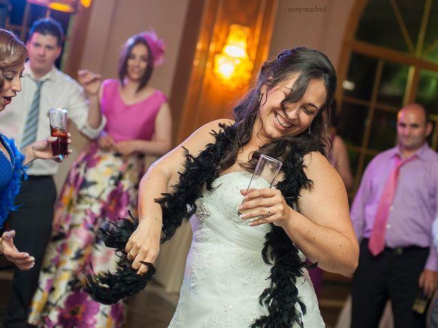 La boda de Eduardo y Belén en Galapagar, Madrid 20