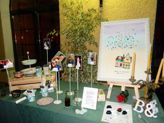 La boda de Eduardo y Belén en Galapagar, Madrid 21