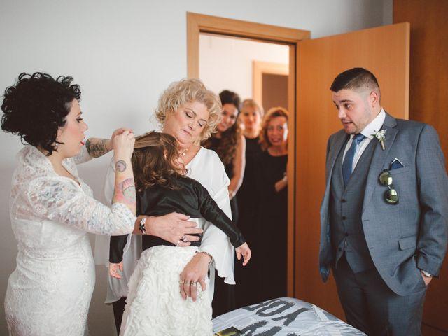 La boda de Jordi y Ari en Deltebre, Tarragona 22