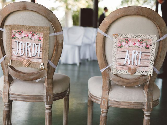 La boda de Jordi y Ari en Deltebre, Tarragona 28