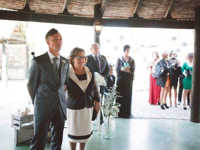 La boda de Jordi y Ari en Deltebre, Tarragona 31