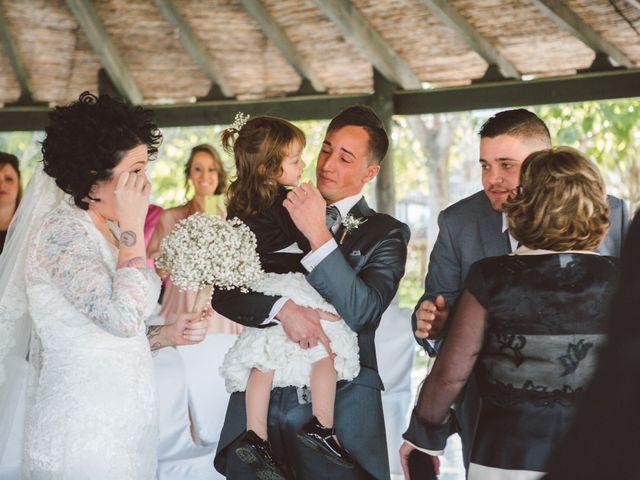 La boda de Jordi y Ari en Deltebre, Tarragona 35
