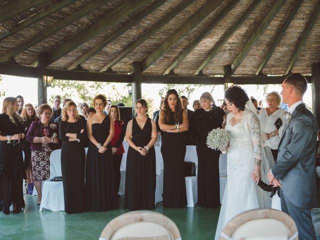 La boda de Jordi y Ari en Deltebre, Tarragona 38