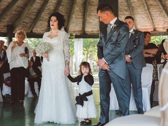 La boda de Jordi y Ari en Deltebre, Tarragona 39