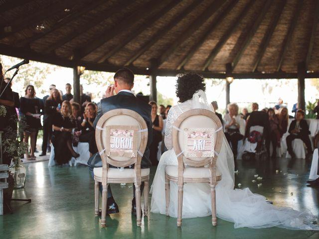 La boda de Jordi y Ari en Deltebre, Tarragona 45