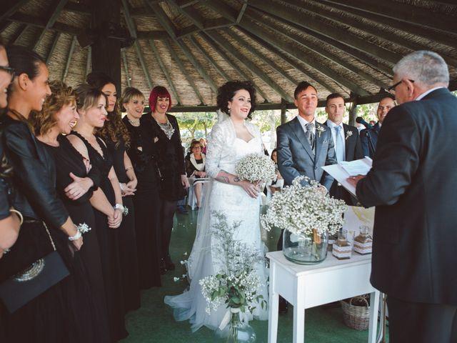 La boda de Jordi y Ari en Deltebre, Tarragona 52