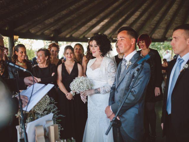 La boda de Jordi y Ari en Deltebre, Tarragona 53