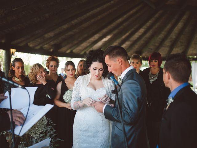La boda de Jordi y Ari en Deltebre, Tarragona 56