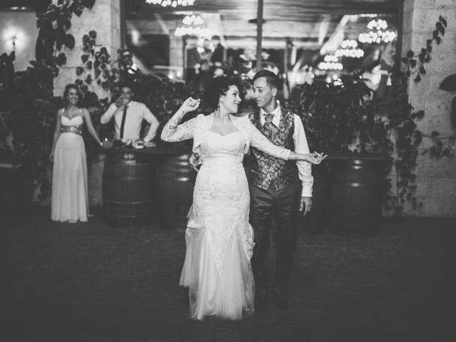 La boda de Ari y Jordi