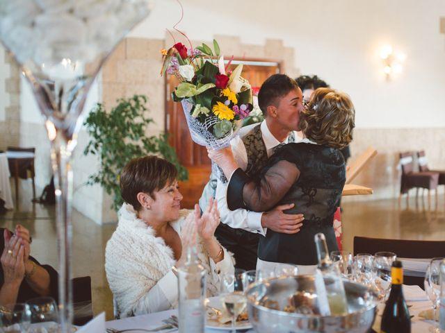 La boda de Jordi y Ari en Deltebre, Tarragona 85