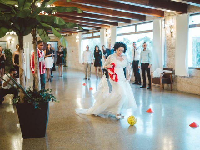 La boda de Jordi y Ari en Deltebre, Tarragona 111