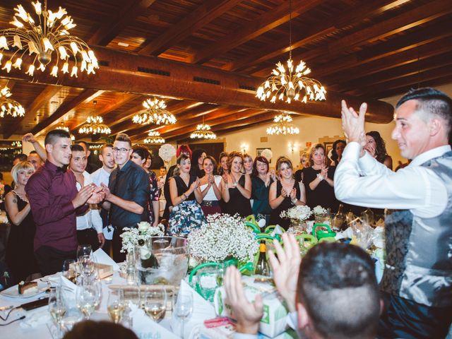 La boda de Jordi y Ari en Deltebre, Tarragona 123