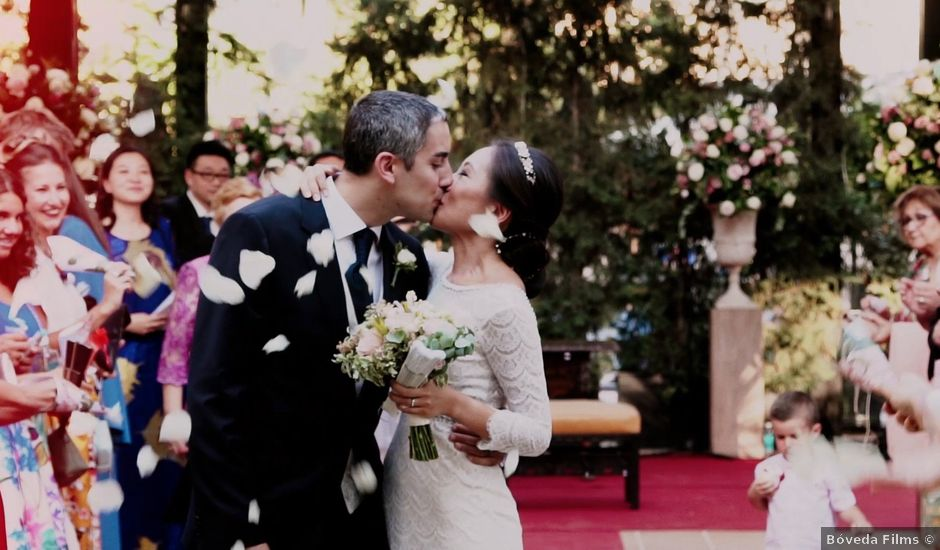 La boda de Alberto y Ying en Sevilla, Sevilla