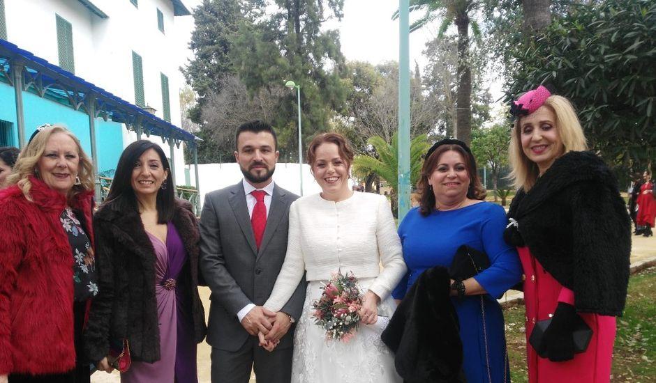 La boda de Moisés  y Raquel  en Dos Hermanas, Sevilla
