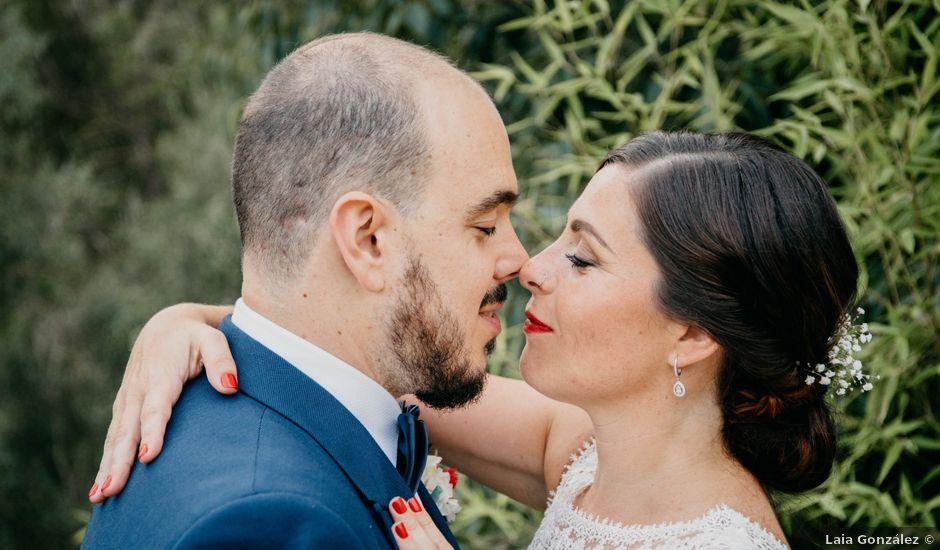 La boda de Sergio y Marta en Sentmenat, Barcelona
