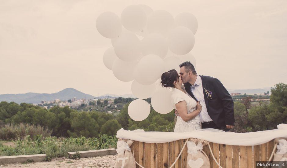 La boda de Txema y Cristina en Rubi, Barcelona