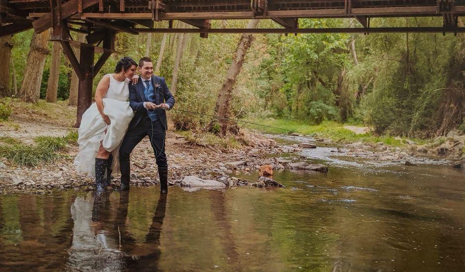 La boda de Miguel y Noelia en San Ildefonso O La Granja, Segovia