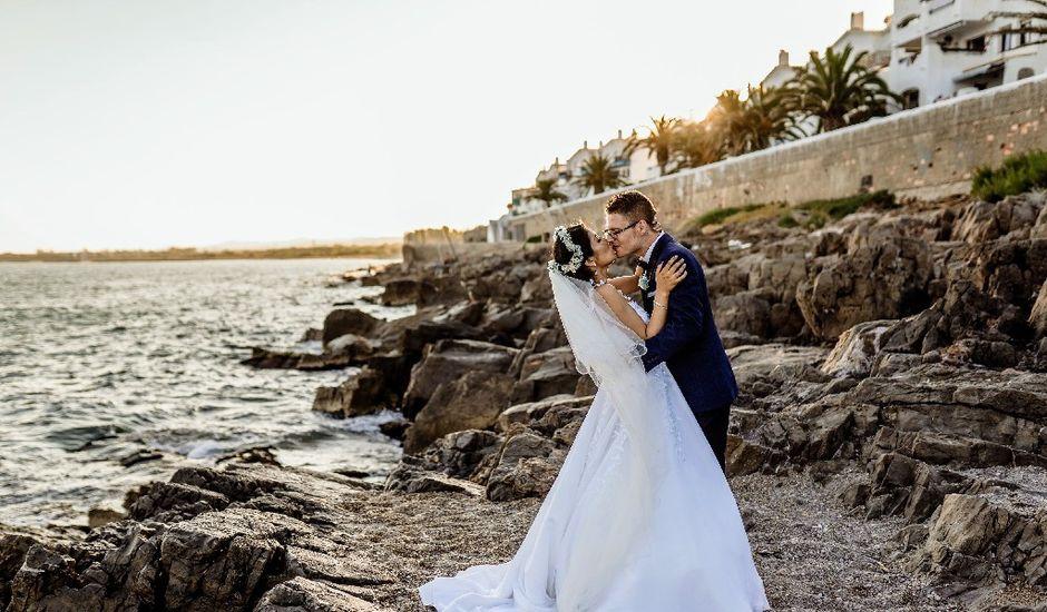 La boda de Miguel  y Abigail  en Vilanova I La Geltru, Barcelona