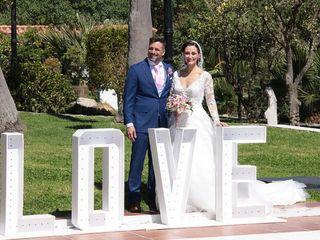 La boda de Cristina  y Marcos 3