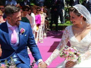 La boda de Cristina  y Marcos 1