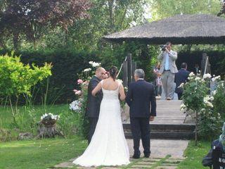 La boda de Israel y Elena 1