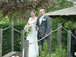 La boda de Israel y Elena