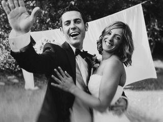 La boda de Rebeca y Sergi