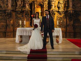 La boda de Yolanda y Santiago 1