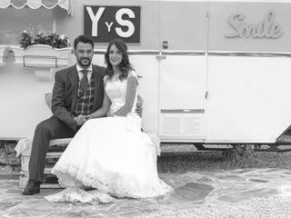 La boda de Yolanda y Santiago