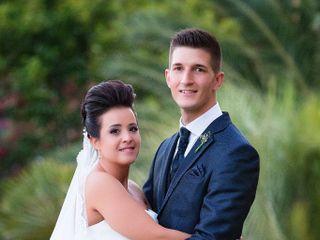 La boda de Vanesa y Manuel